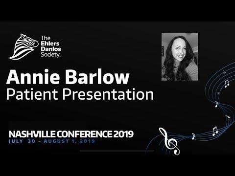 Annie Barlow - Patient Perspective