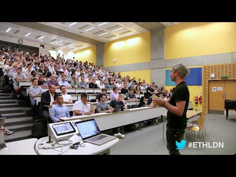 Gavin Wood - Polkadot - Ethereum London
