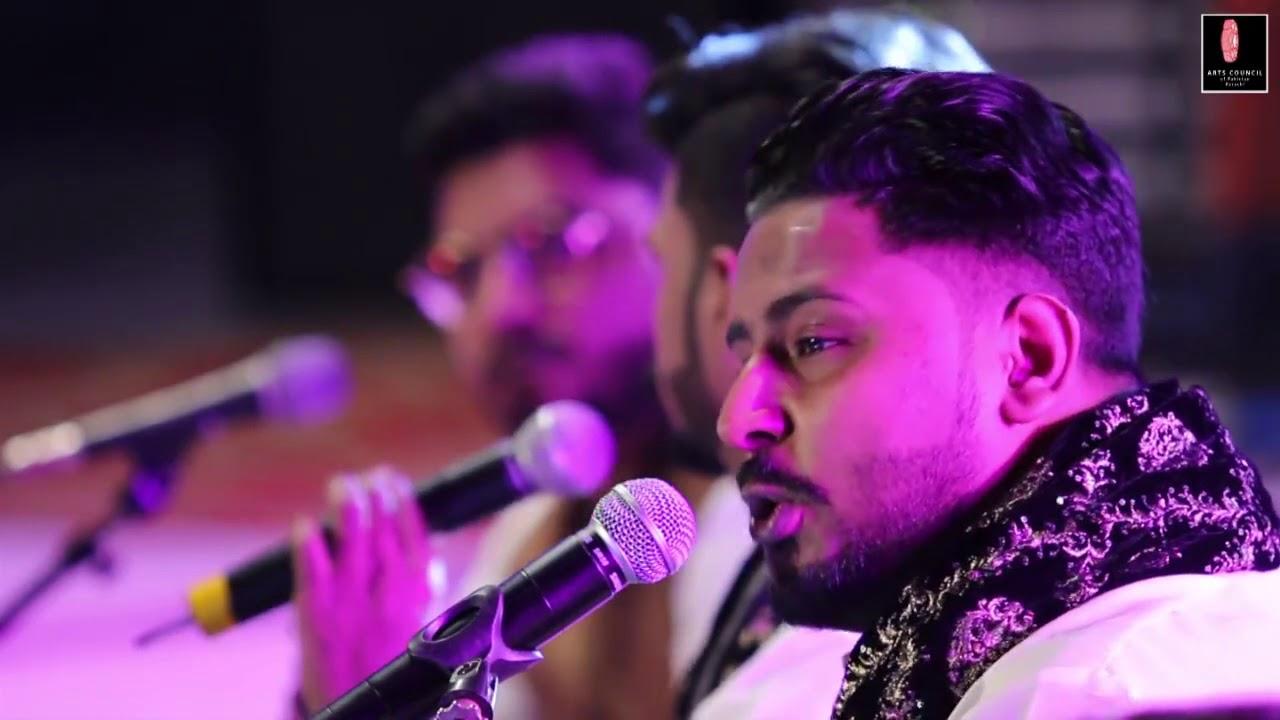 Hamza Akram, Taimoor Abdul Qawwal | Karachi Youth Festival | Arts Council  karachi