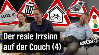 Der reale Irrsinn auf der Couch (Folge 4)   extra 3 Spezial: Der reale Irrsinn   NDR