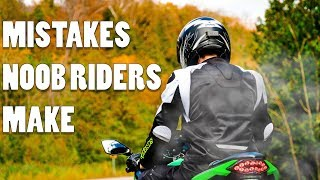5 Things You Neטer DO as New Motorcycle Rider!!!