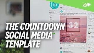 Follow Me On Social Media Template — Casamontesdelcastillo