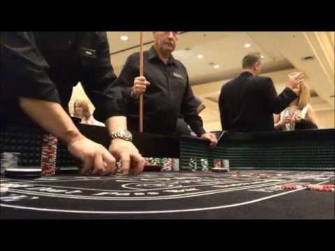 Craps tables in blackhawk