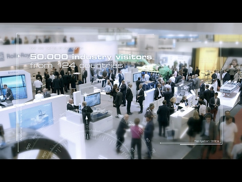 SMM, the leading international maritime trade fair