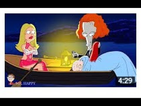 American Dad   Roger Cuts The Hair Of His Lover | Roger Smith