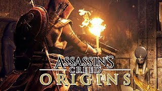 Assassin's Creed Origins Gameplay German #04 - Kammer der Toten