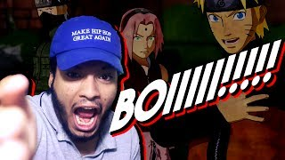 WORST ANIME GAME EVER?!? Naruto to Boruto Shinobi Striker GAMEPLAY Trailer Review/Reaction