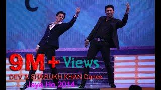 Download DEV & SHARUKH KHAN : Dance Performance | Jaya Ho 2014