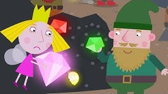 Ben and Holly's Little Kingdom Full Episodes 💎 The Dwarf Mine  💎 HD Cartoons for Kids