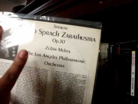 Recent Classical Vinyl Lp Additions #1..The Pinchas Zuckerman CrazeeeEeEeeE!