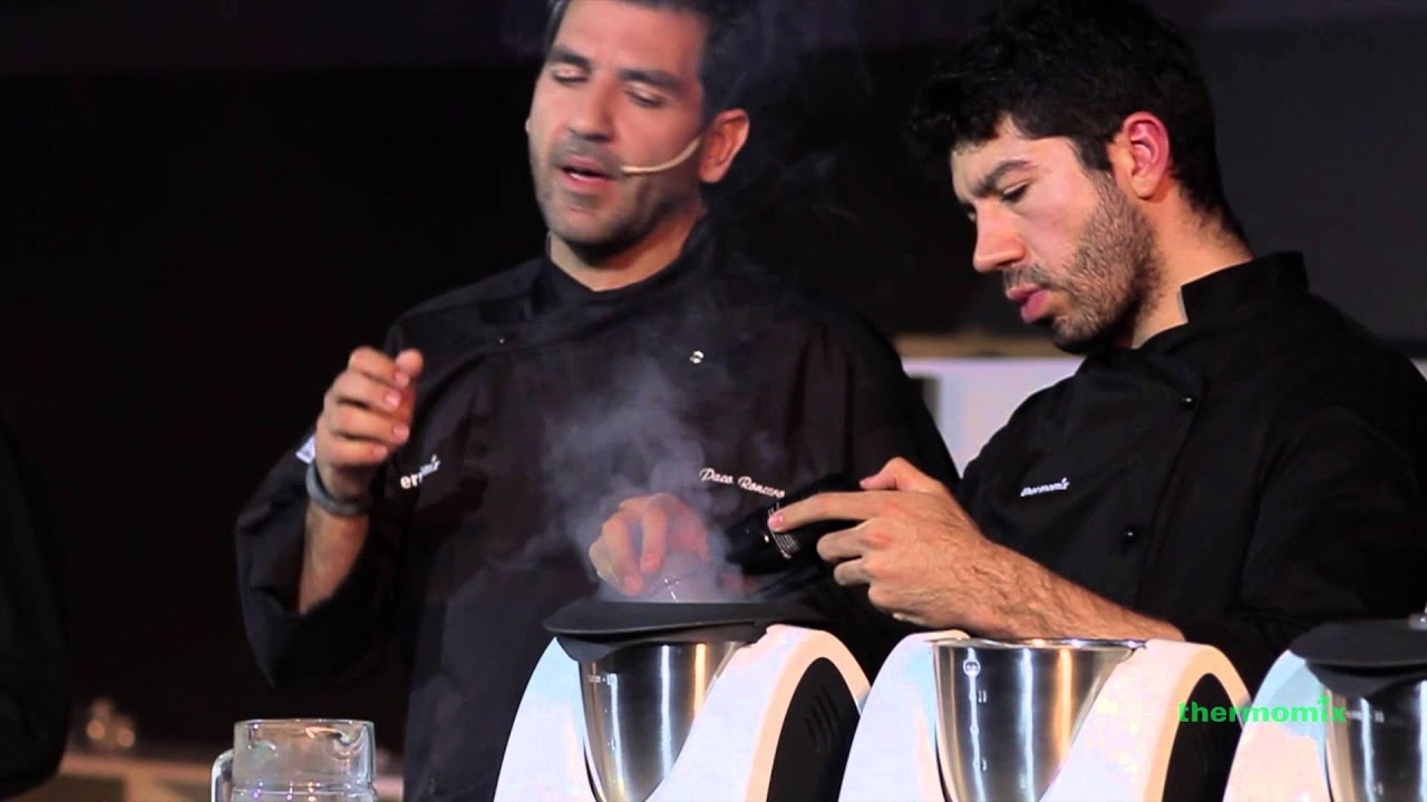 Thermomix food styling chefs opinions youtube for Cooking chef vs thermomix
