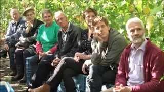 Gambar cover Peet en Elza de Krom hadden mooie opendag op de biologische tuinderij de  Kromme Lepel