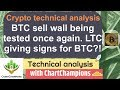 BTC - Bitcoin Technical Analysis. resistance getting weak!?