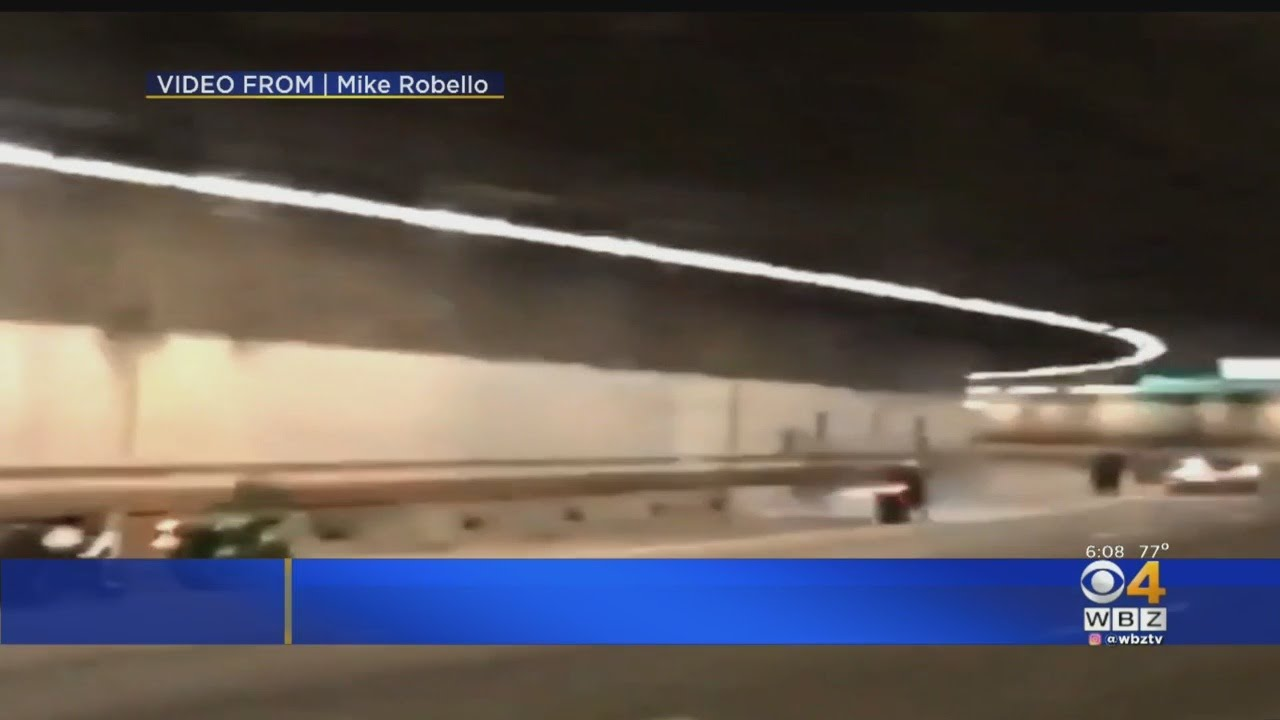 2 Motorcyclists Killed In Early Morning O Neill Tunnel Crash Youtube