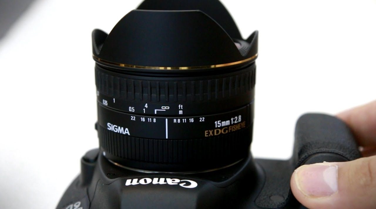 Sigma 15mm f/2.8 \'Fisheye\' lens review with samples (Full-frame and ...