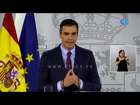 """Sánchez dice que se """"juzgan personas y no instituciones"""", sobre la marcha del Rey emérito de España"""