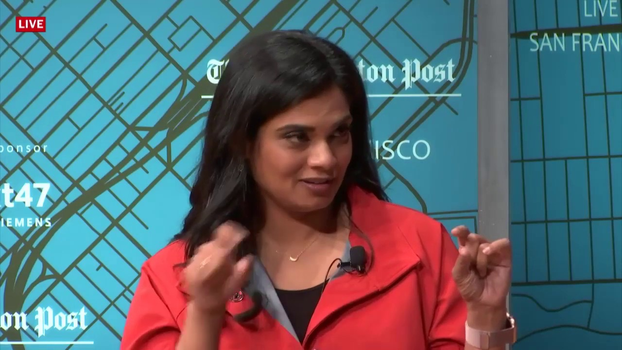 Download Twitter's Vijaya Gadde says Twitter is working on a way to label tweets that violate terms