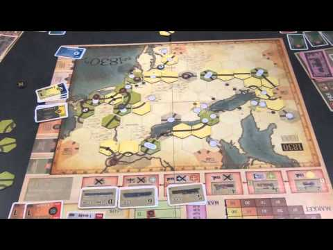 Let's Play 1830:  Railways and Robber Barons