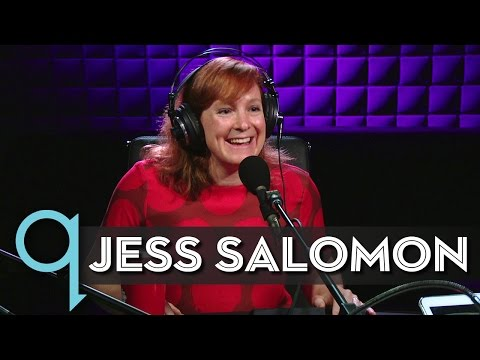 Jess Salomon: War crimes lawyer turned comedian