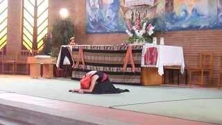 Venezuela Viva Parroquia Virgen de Guadalupe Cáceres 12/10/2014