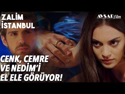 Romantik Akşam Yemeğinde Cemre ve Nedim El Ele🔥 Cenk'e Sürpriz! | Zalim İstanbul 22. Bölüm