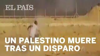 FRANJA DE GAZA | Un palestino de 16 años muere tras recibir un disparo | Internacional