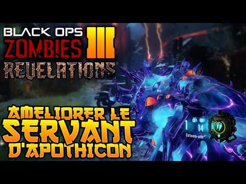 [TUTO] Revelations | Améliorer le SERVANT D'APOTHICON !