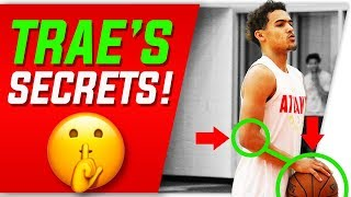Trae Young's Secret Keys To Waxing DEEEEP BOMBS | Basketball Shooting Form Secrets
