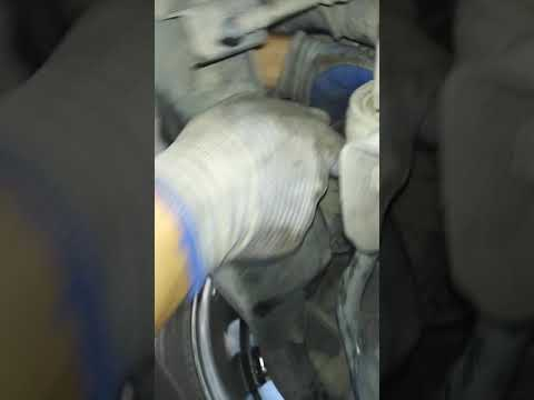 Регулировка УУК задних колес на VW B6