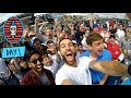 I Gave Away 100 Warps at the Final Four | Rabil Cuts Day 1