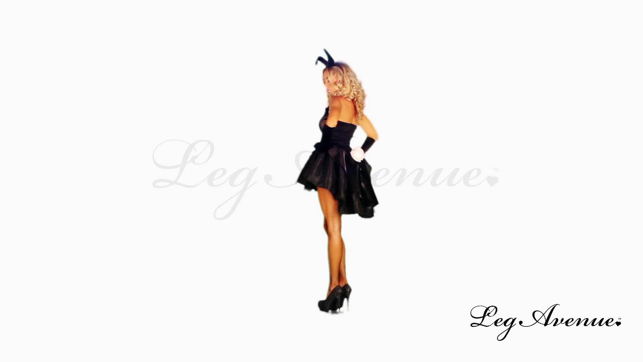 Tux Amp Tails Bunny Adult Costume