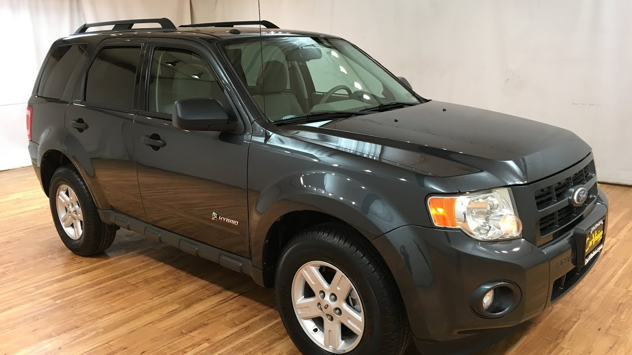 2010 Ford Escape Hybrid Carvision