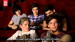 One Direction - Video Diary 4 - (مترجمه)
