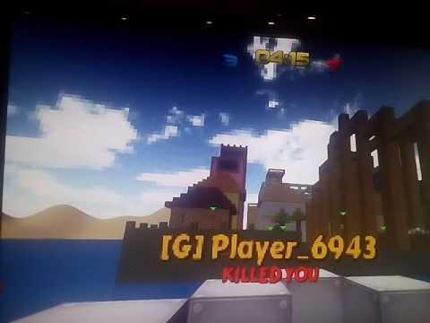 Игра: Пиксельная война 5