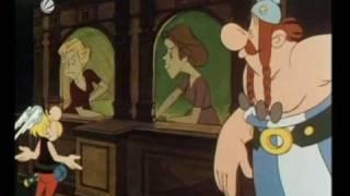 Asterix und Obelix - Passierschein A38