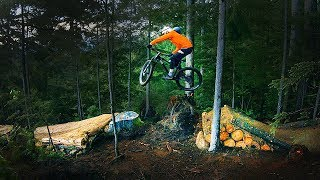 Building and Riding the Stump Jump!