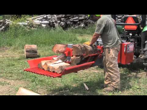 Timberwolf Log Splitters