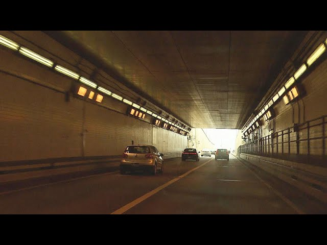 Is This the Scariest Tunnel in America?