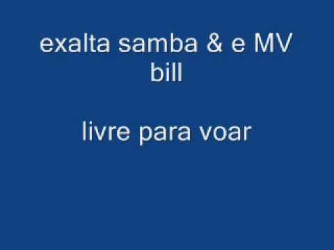 livre pra voar exalta samba