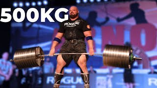 TRAINING FOR A 500KG DEADLIFT? | QUESTION AND ANSWER