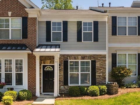 Greensboro Townhouse For Sale 11 Cobble Ln