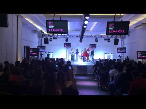 Lully Fashion apresentando o Trend Lowell Cosméticos