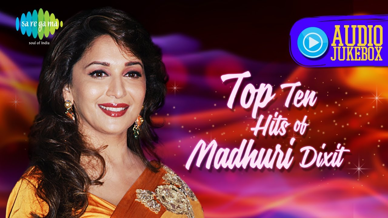 Top Ten Hits Of Madhuri Dixit Popular Hindi Songs Keh