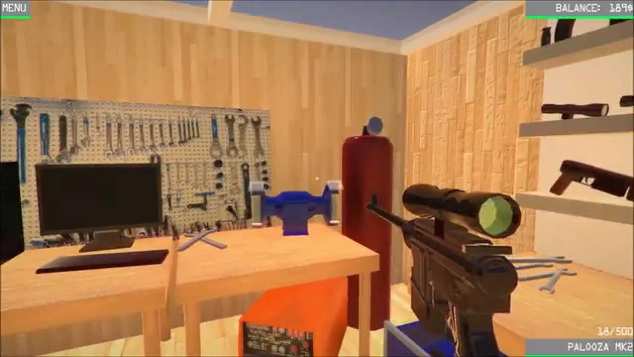 Скачать симулятор создания оружия weapons genius