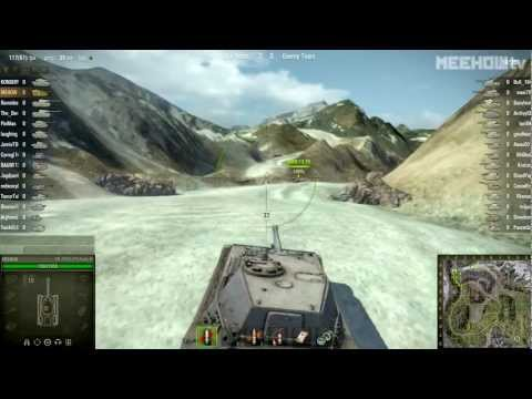 World Of Tanks: Battle With VK 4502 (P) Ausf. B (#39)