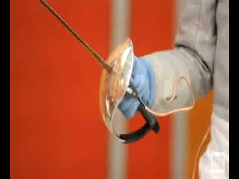 Downeast School of Fencing teaches kids basics of fencing