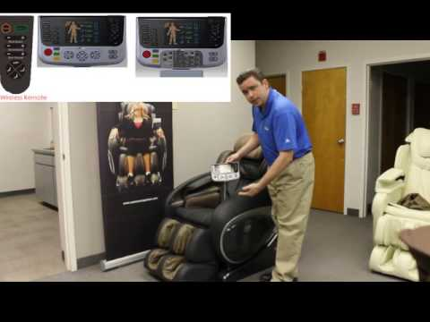 Osaki OS 4000 Zero Gravity Masssage Chair YouTube