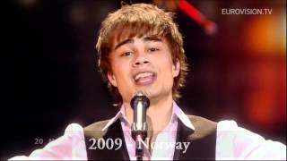 Eurovision All Winners 2000-2012 (HQ & HD)(Here are the winners from 2000 all the way up to 2012. Enjoy~ List of 2000s Winners: Denmark -