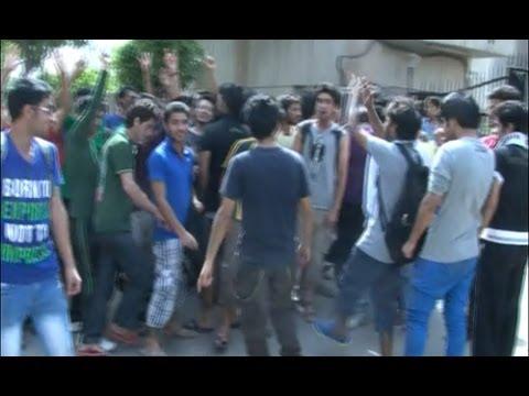 Kashmiri students beaten, made to shout anti-Pak slogans in Gr Noida
