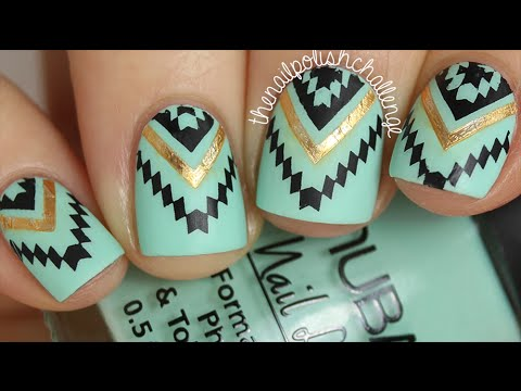 How To Ly Metallic Jewelry Tattoos Your Nails Cool Summer Nail Art You